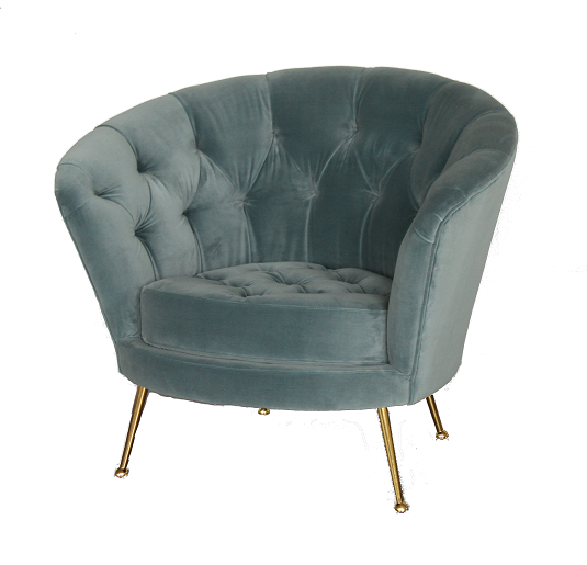 Sophia Chair Teal