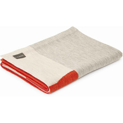 Merino Wool Knit Throw Emily
