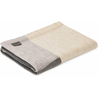Merino Wool Knit Throw Jamie