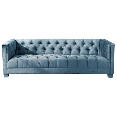 Luxor 3 Seater Sofa Teal