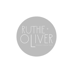 Ruthie and Oliver Letterpress