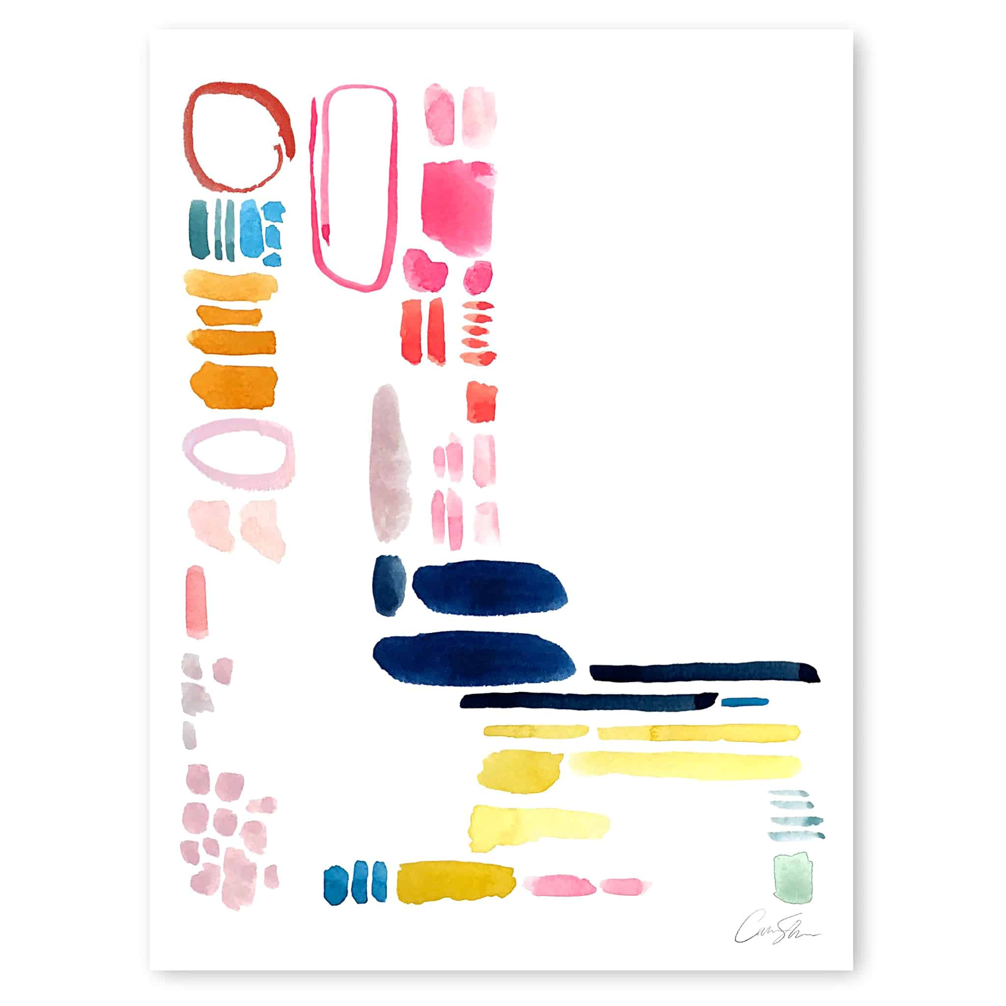 color collection | l print