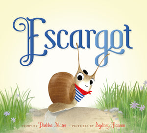 Escargot hardcover book