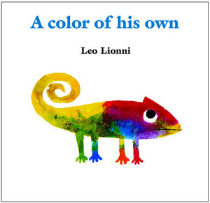 A Color of His Own board book