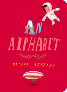 An Alphabet board book