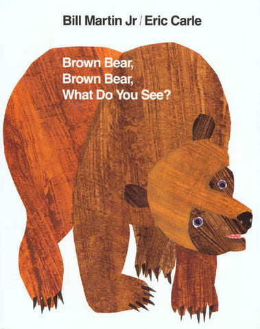 Brown Bear, Brown Bear board book