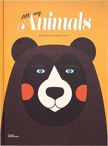 all my animals hardcover book