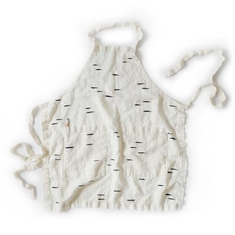 apron | white birch