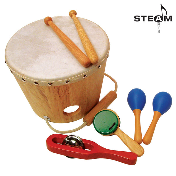 Sounds Like Fun! Shake, Rattle & Drum