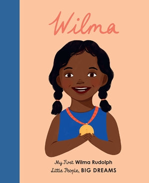 my first wilma rudolph