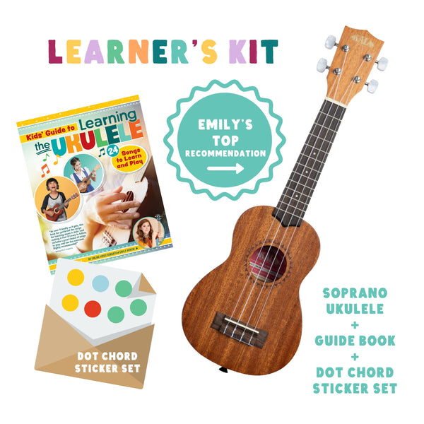 learner's kit | wooden