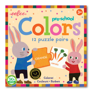 puzzle pairs | colors