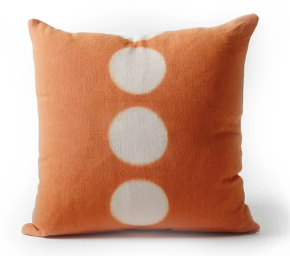 throw pillow | moon - pagoda