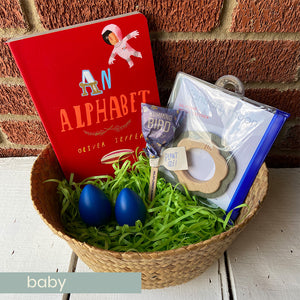 easter basket | baby