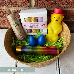 easter basket | preschool