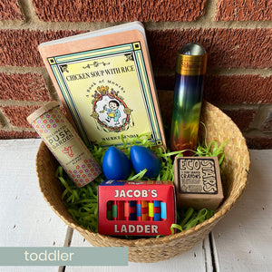 easter basket | toddler