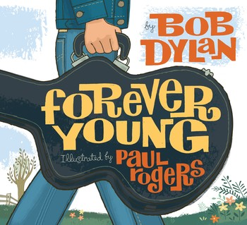 Forever Young hardcover book