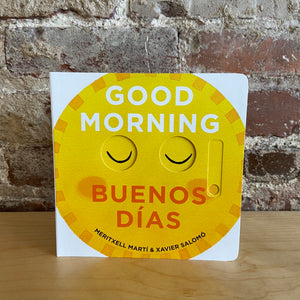Good Morning Buenos Días board book