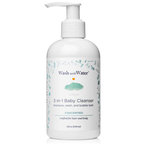 3-n-1 baby cleanser | unscented