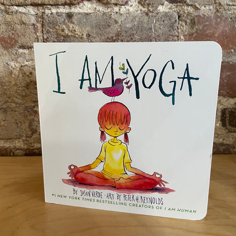 I Am Yoga board book