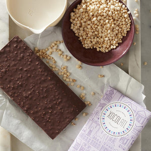chocolate bar | crackle & crunch