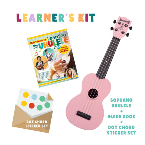 (preorder) learner's kit | the waterman - pink