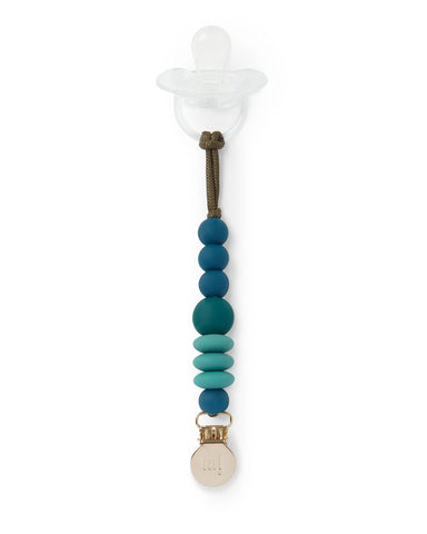 Ocean Mini Pacifier Clip