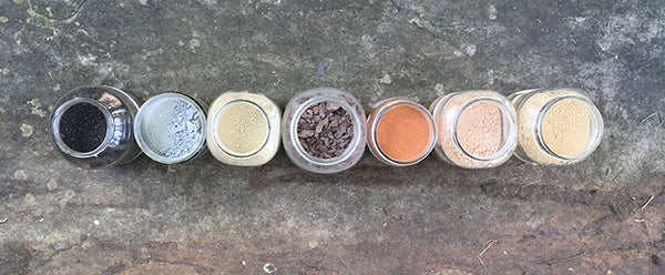 An Introduction to Locally Foraged Pigments with Amanda Brazier