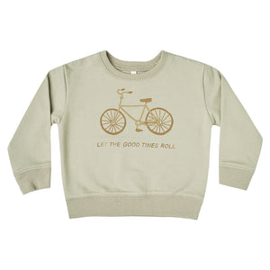 sweatshirt | bike