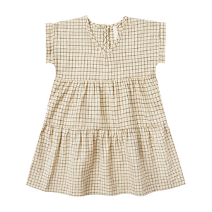 vienna dress | grid