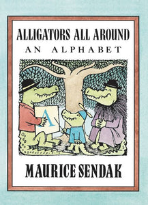 alligators all around: an alphabet