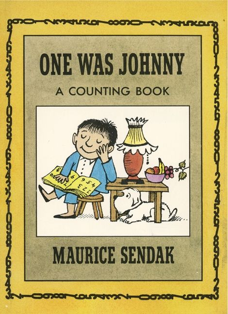 One Was Johnny: A Counting Book board book
