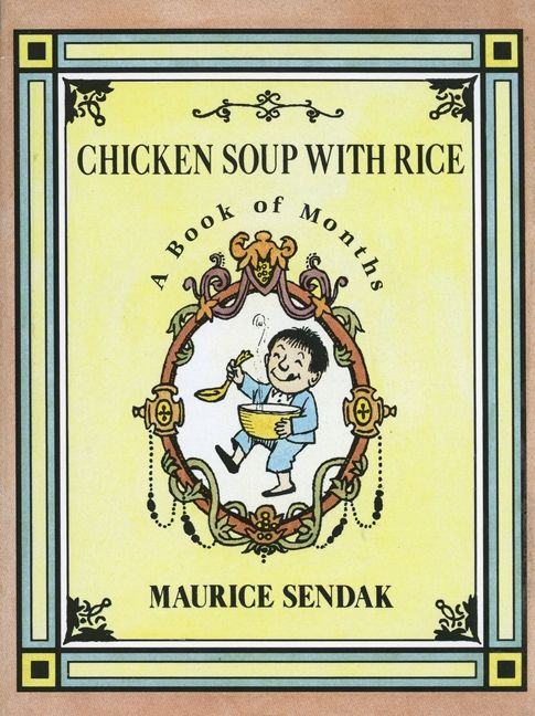 Chicken Soup With Rice: A Book of Months board book