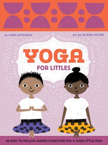 card deck | yoga for littles