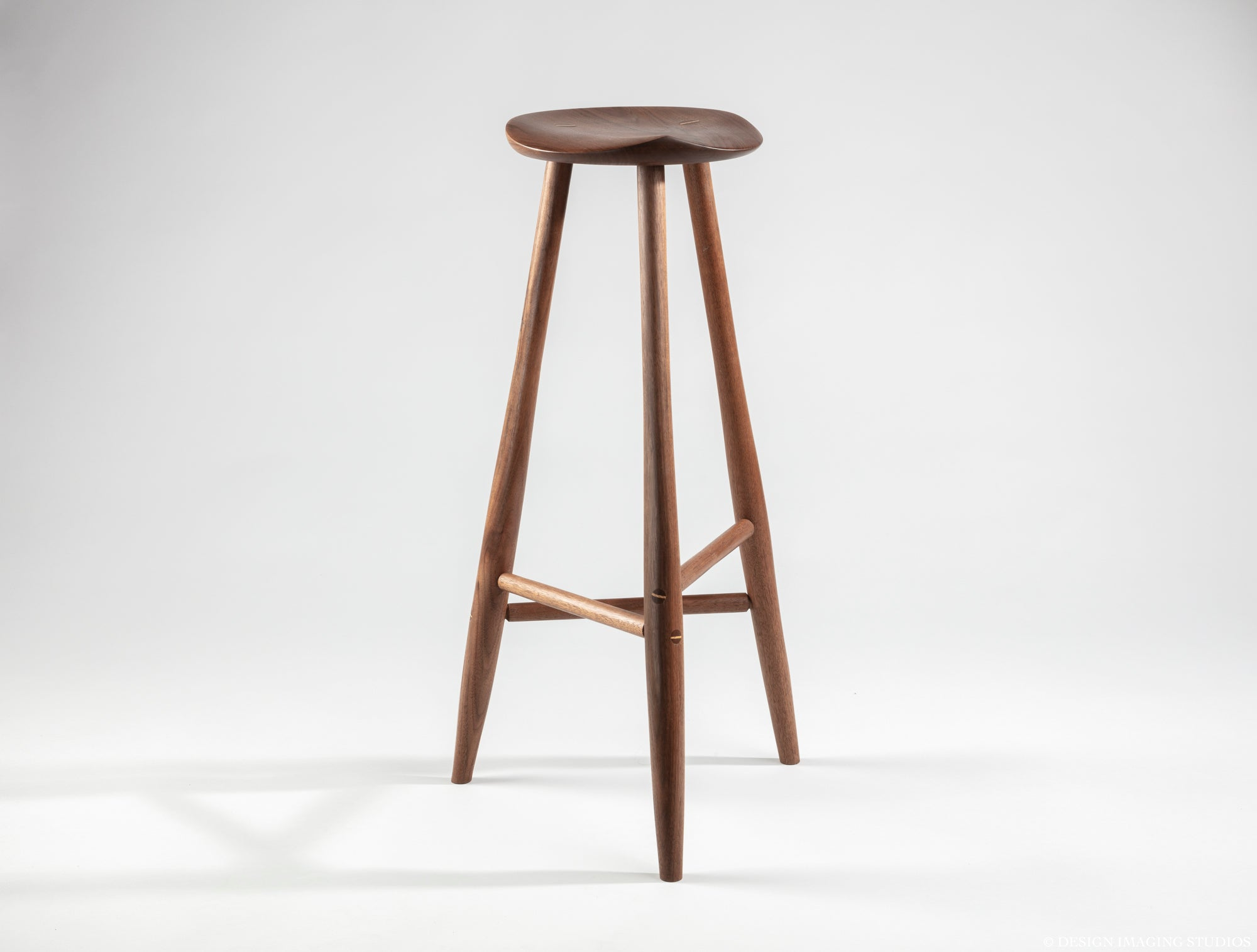 No. 7 Esherick Stool