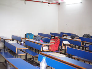 Buy desks, backpacks, and new textbooks when you purchase this classroom for rescued children.