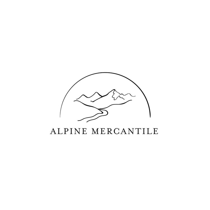 Alpine Mercantile Wholesale Order