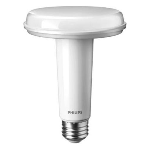 Philips LED E26 medium BR30 09.5=65 watt 5000k Light Bulb