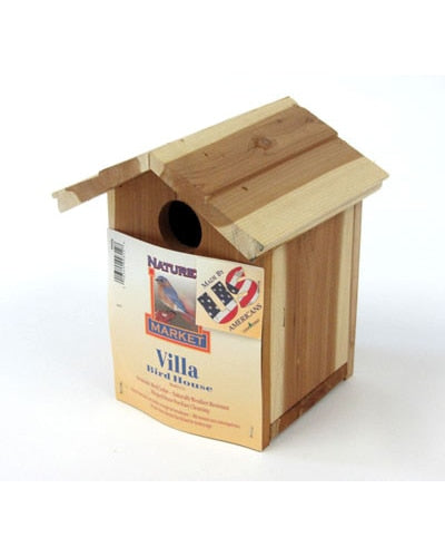 Natures Market N312 Villa Bird House