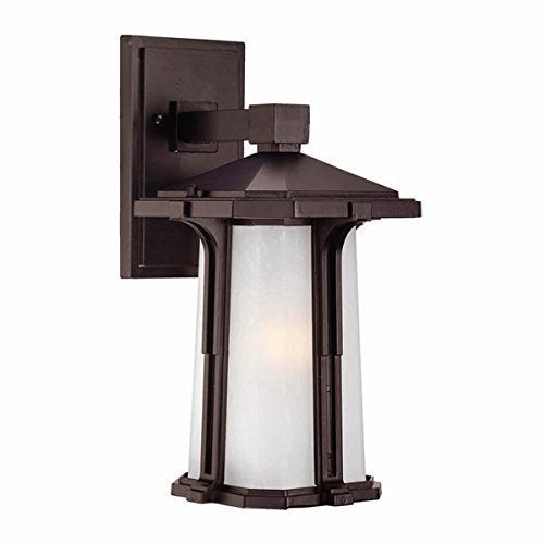 Acclaim Illuma 1-Light Outdoor Fixture Architectural Bronze