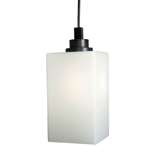 Home Decorators Box Pendant Light Dark Bronze