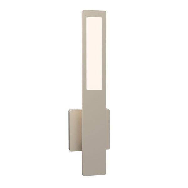 Acuity Brands Aedan LED Single Panel Wall Sconce Champaign-OB
