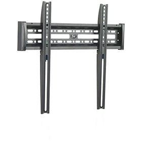 CE Tech Fixed Wall Mount for Flat Panel TVs Black