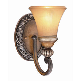 Hampton Bay Caffe Patina Wall Sconce Light