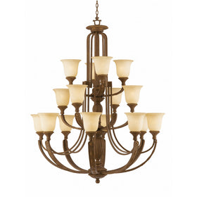 Triarch International Ambassador 16-Light Chandelier Morocan