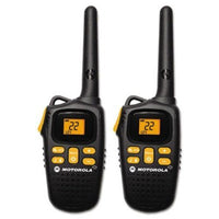 Motorola Talkabout 22 Channel 2-Way Radio Set