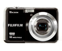 Fujifilm FinePix AX560 16MP Digital Camera Black