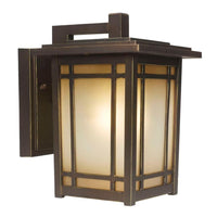 Home Decorators Port Oxford Medium Exterior Wall Lantern-OB