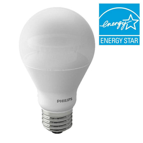 Philips LED E26 medium A19 06.5=40 watt 2700k Light Bulb