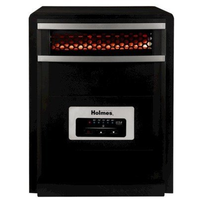 Holmes Eco-Smart Infrared Heater Console Black